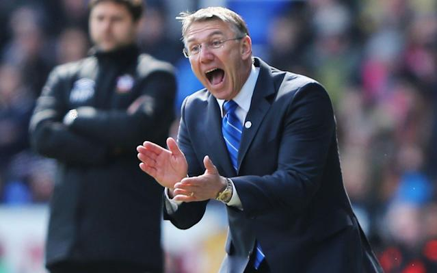Hull have appointed Nigel Adkins as their permanent new head coach on an 18-month deal