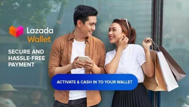 lazada wallet - how to pay with lazada wallet