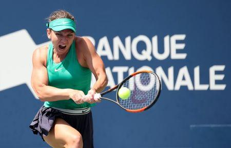 Halep Sets Up Third-Round Showdown Against Venus Williams