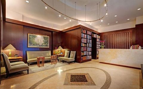 The Library Hotel, New York