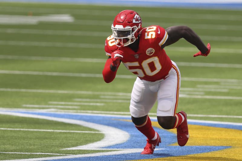 Chiefs DC Steve Spagnuolo explains Willie Gay Jr.'s lack of playing time