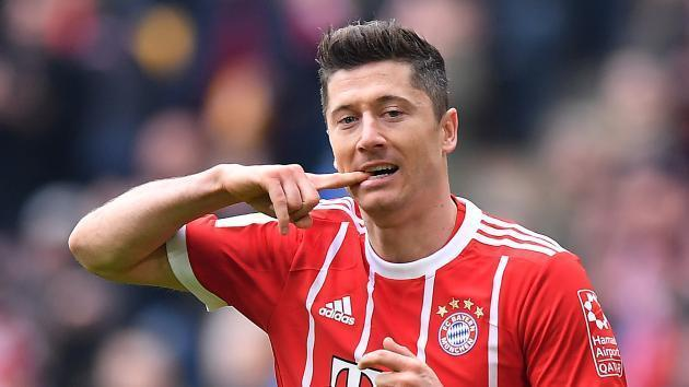 <p>Alonso urges Real Madrid-linked Lewandowski to remain at Bayern Munich</p>