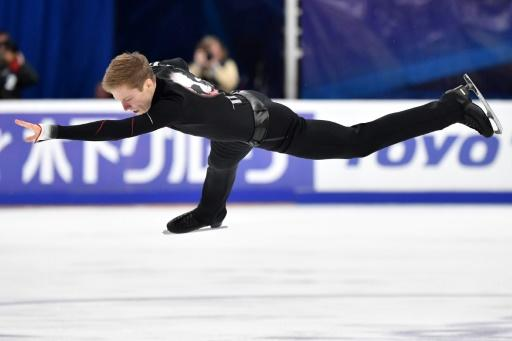 Alexander Samarin claimed a dominant victory in Moscow