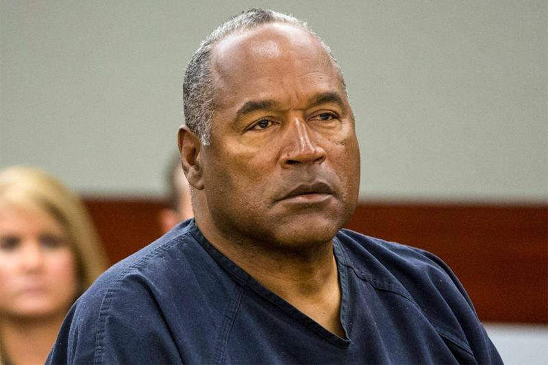 O.J. Simpson Could Be Released from Prison Later This Year