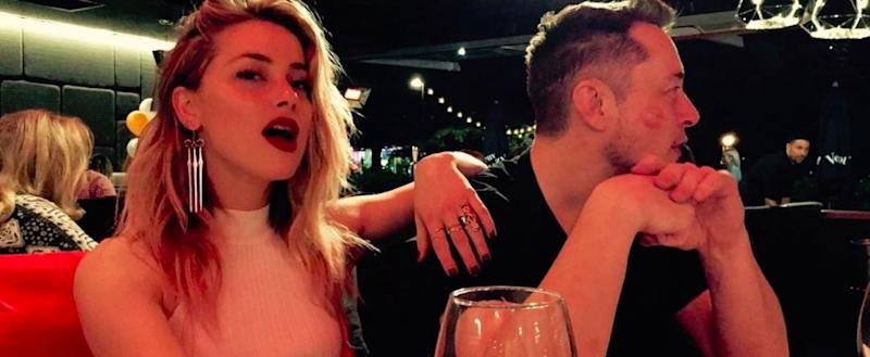 It Took Almost a Year, but Amber Heard and Elon Musk Are Now Instagram Official