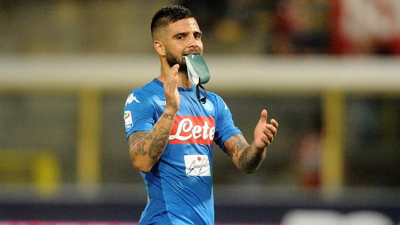 Insigne bemused by Napoli's failings at Shakhtar