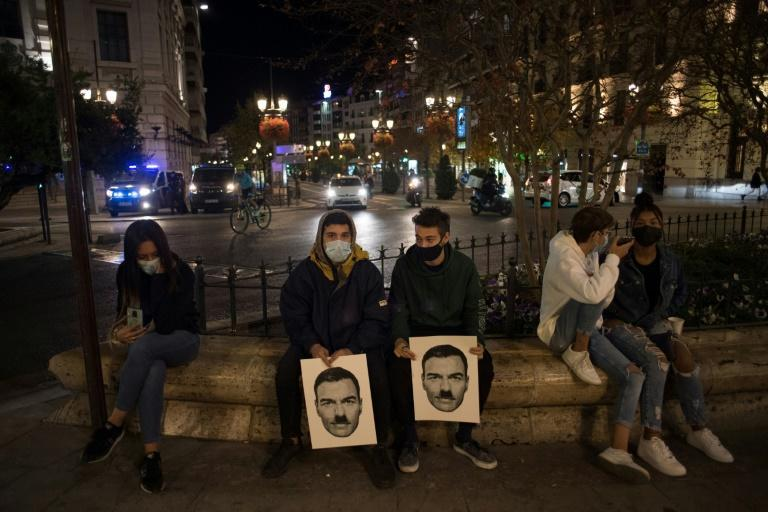 Pedro Sanchez's government has so far resisted imposing another lockdown to follow the strict one imposed in March, Spain having already seen protests against current restrictions
