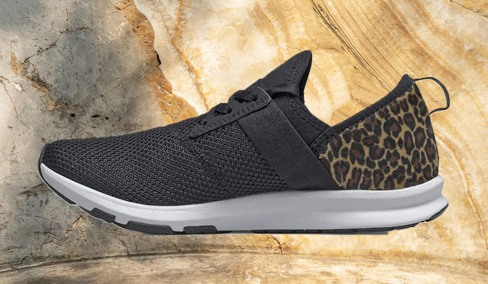 How cute are these leopard kicks? (Photo: Amazon)