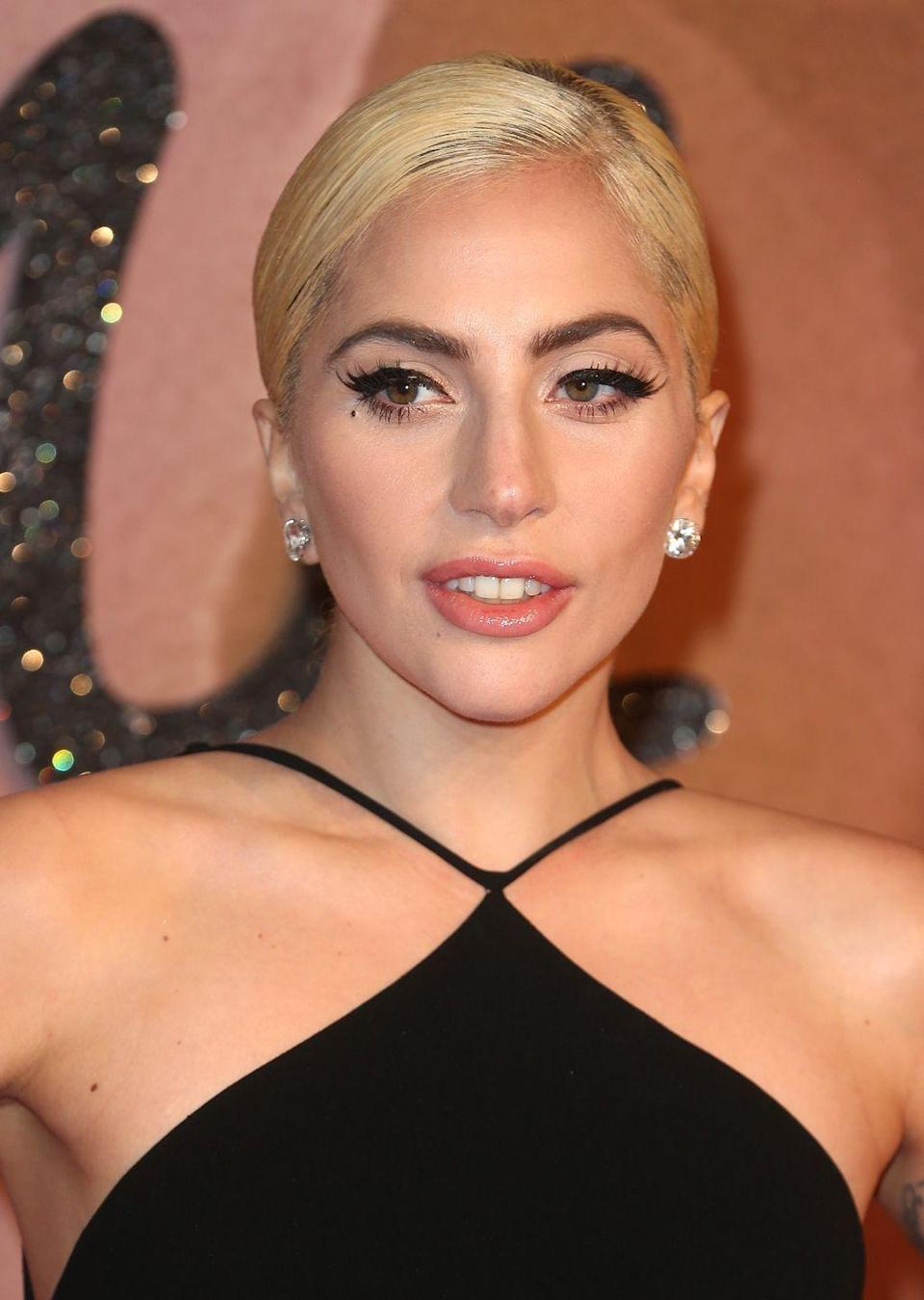 <p><strong>Real name: </strong>Stefani Joanne Angelina Germanotta</p>