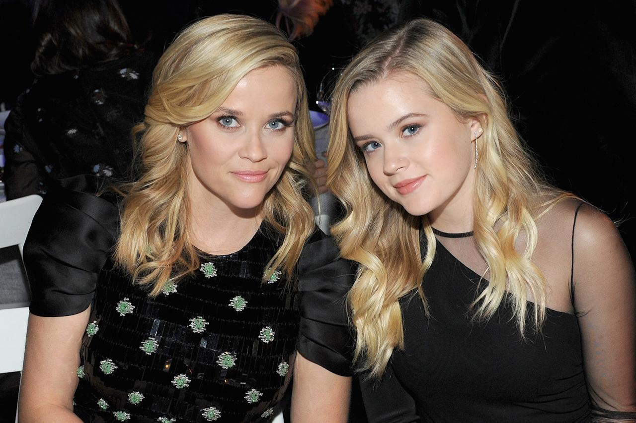<p>Born Sept. 9, 1999, she's graduated from mom's mini-me to total twin! Need more proof the new 21-year-old is her mom's spitting image? Scroll through to see their cutest photos together.</p>