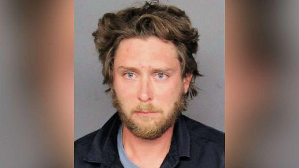 PHOTO: Matthew Dolloff is pictured in a mugshot released by the Denver Police Department. (Denver Police Department via Reuters)