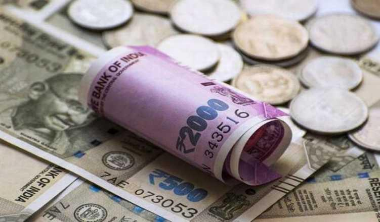 Rupee falls by 18 paise to 68.84 against US dollar