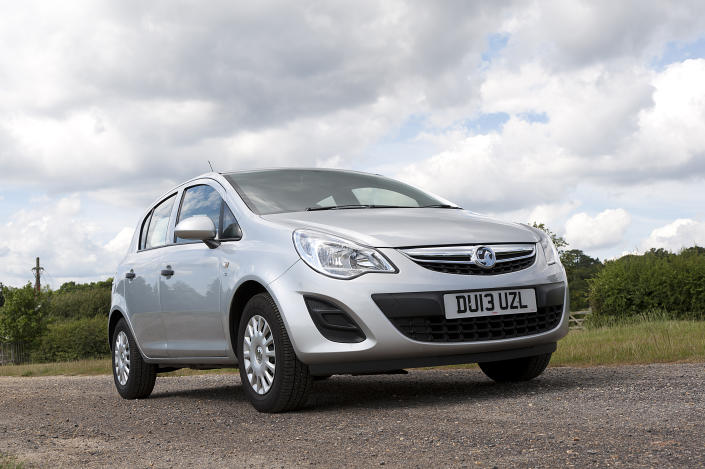 2013 Vauxhall Corsa 1.2 Eco Flex. Artist Unknown. (Photo by National Motor Museum/Heritage Images/Getty Images)