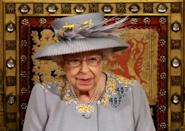 The Queen has returned to public duties three weeks after her husband was laid to rest