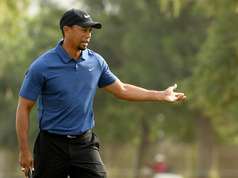 Tiger Woods will not play at the Masters as he continues to recover from his latest injury setback (Getty)