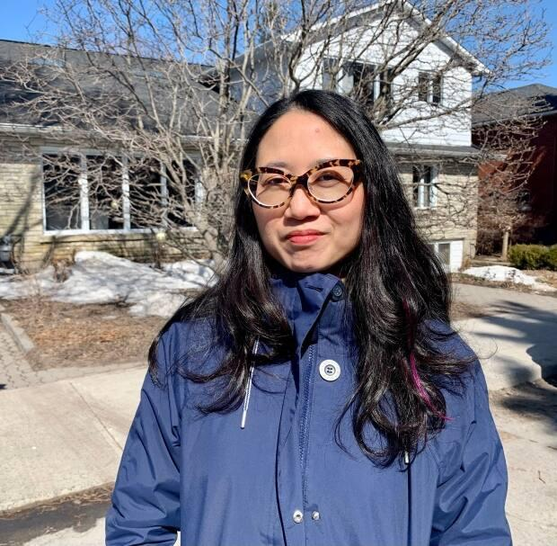 Jamie Liew, an immigration lawyer and University of Ottawa associate professor, says she's been the target of racially driven incidents, including racial slurs.