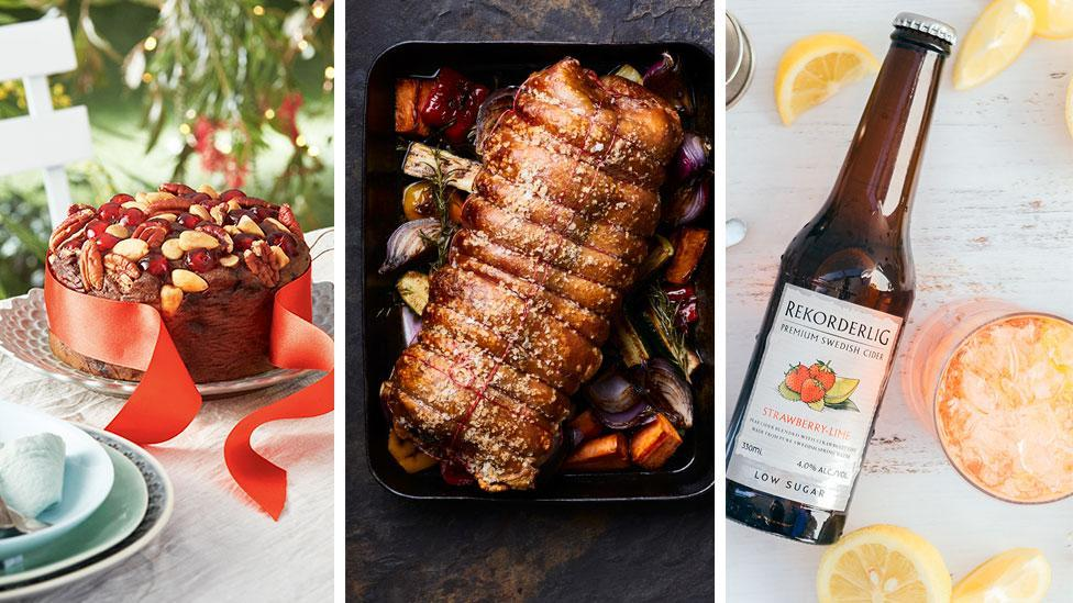 <p>Must-have treats for your Christmas gathering</p>