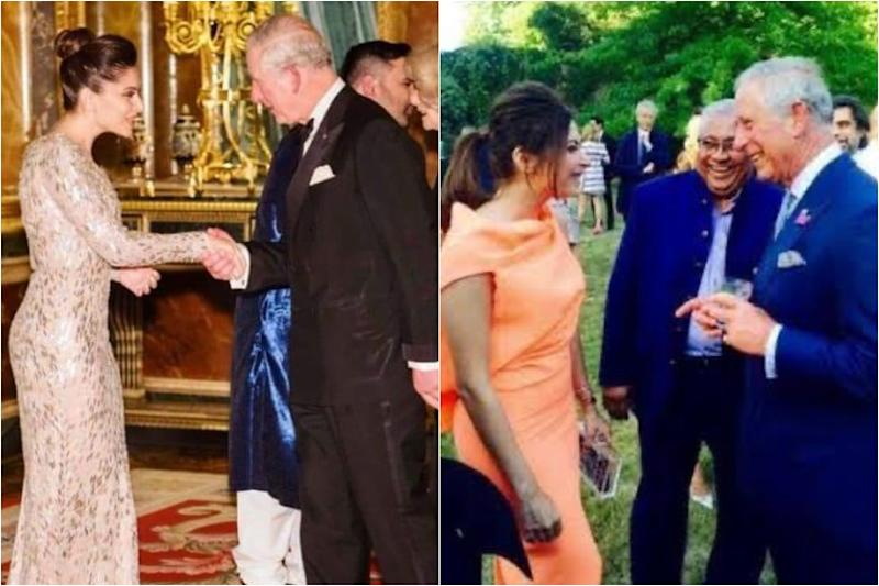 Twiteratti Claim Kanika Kapoor Infected Prince Charles With Coronavirus, Courtesy Their Viral Pics