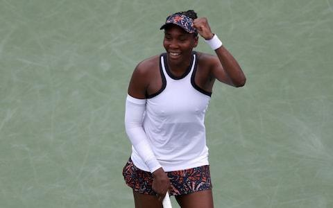 """<span><a class=""""link rapid-noclick-resp"""" href=""""/olympics/rio-2016/a/1121027/"""" data-ylk=""""slk:Venus Williams"""">Venus Williams</a> is through to the third round</span> <span>Credit: GETTY IMAGES </span>"""