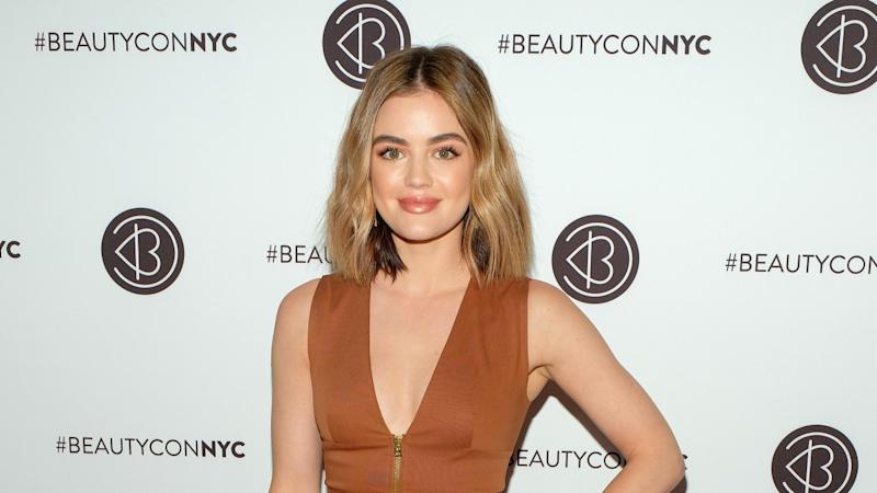 Lucy Hale on Cutting Down 'Disease'-Like Social Media Addiction to Stop Being 'Miserable'
