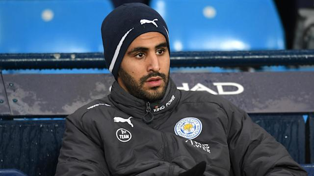 The Algeria international admits he did not react well after Leicester City snubbed a huge offer from the Premier League leaders in January