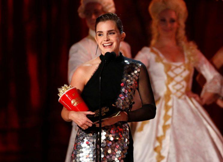 Emma Watson discorso ringraziamento MTV Movie Awards 2017 - Reuters
