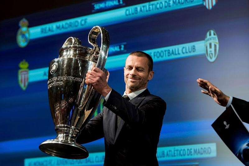 There Will be no Super League, UEFA Chief Says Aleksander Ceferin