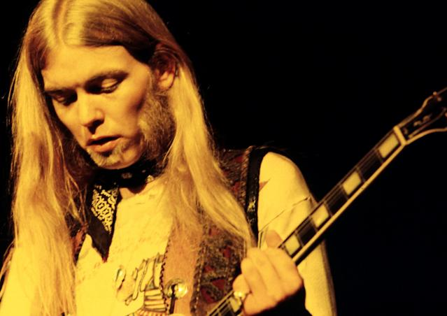 "<p>A founding member of rock group the Allman Brothers, Allman died on May 27 at age 69. He composed a number of hits, including ""Midnight Rider,"" ""Melissa"" and ""Whipping Post."" (Photo: MediaPunch/IPX/AP) </p>"