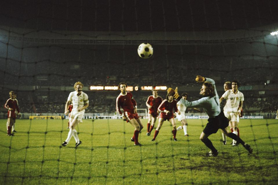 The goal that never stood against BayernGetty Images