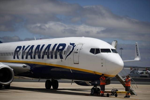 Ryanair plane diverts after a midair brawl