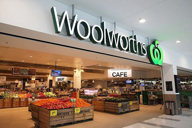Woolworths in Double Bay