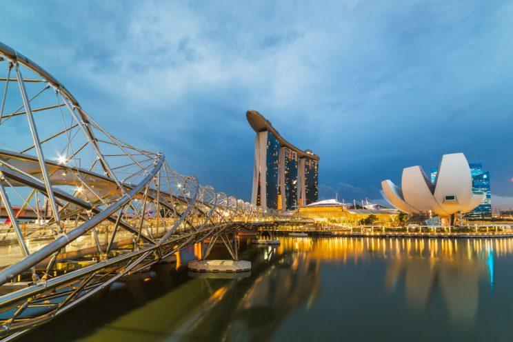 Singapore for just under £180 one way from September (Rustam Azmi/Getty Images)