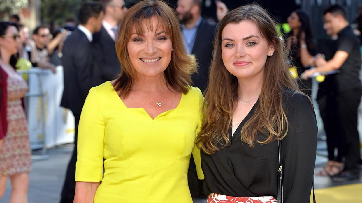 Lorraine Kelly and daughter Rosie have enjoyed their time on the 'Celebrity Gogglebox' sofa (Image: Getty Images)