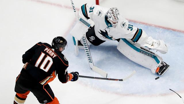 Perry was public enemy No. 1 in San Jose for much of his 14 seasons in Anaheim, thanks to his unique mix of pugnacity and prolificacy.