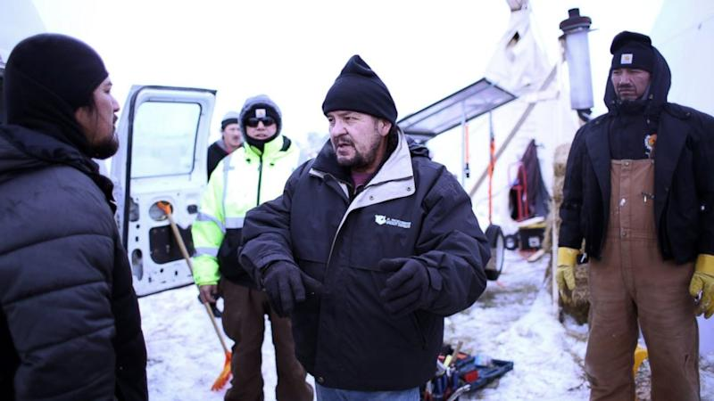 Native American Solar Energy Visionary Equips Standing Rock Protesters With Green Technology