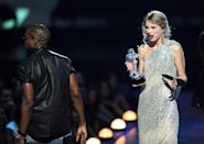 "<p>History's most famous acceptance speech will forever be remembered not for what was said, but for what wasn't. When Kanye West grabbed the mic from Taylor Swift at the 2009 VMAs to protest her win over Beyoncé in the category of best female video with an ""I'mma let you finish, but…"", he initiated both intense backlash against himself and fervent support for the budding pop star. Of course, that was only just the beginning.</p>"