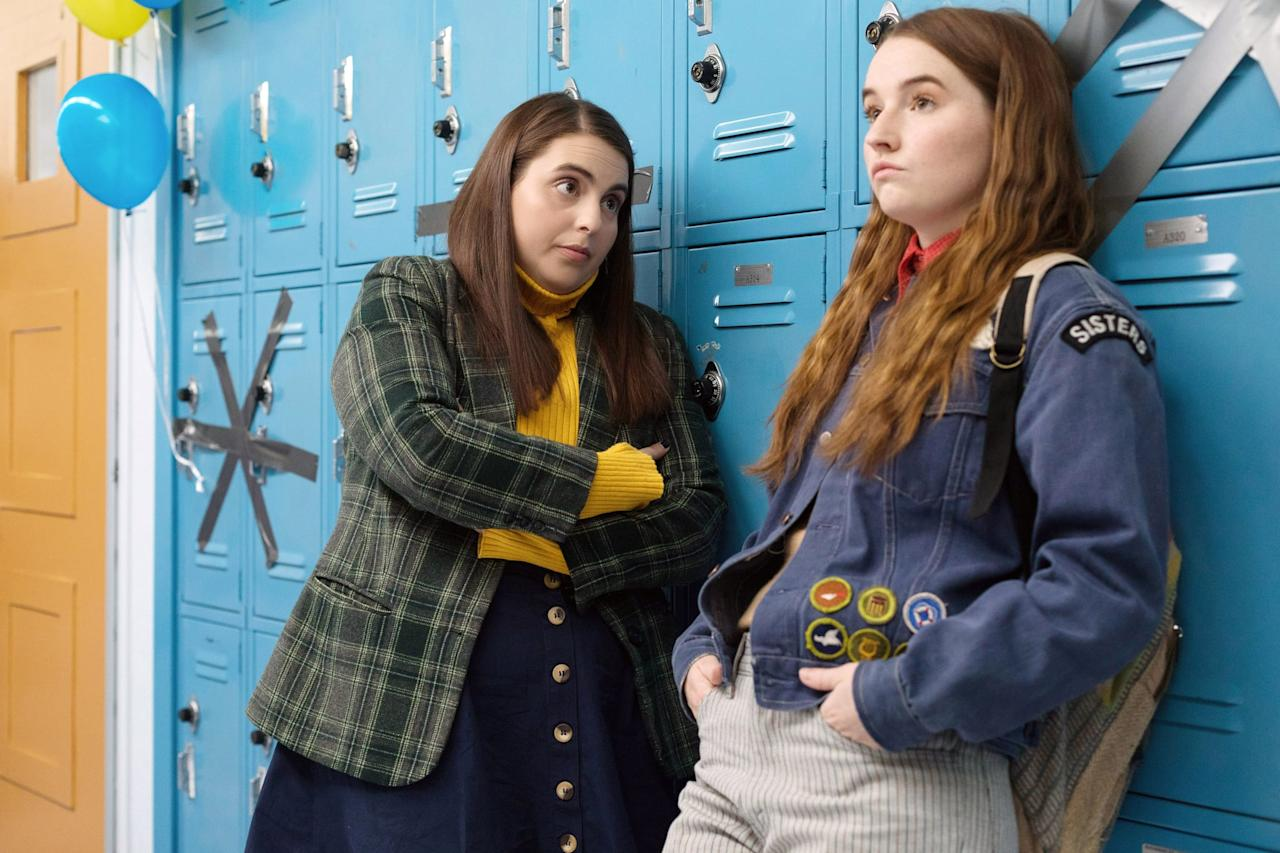 <p>If Amy and Molly aren't BFF goals, we don't know who is. These two always back each other up, support each other, and are willing to do whatever it takes to stay close, even if the highs and lows of going off to college challenge those very notions. </p>