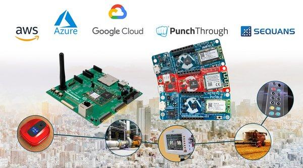 Microchip cloud agnostic, turnkey, full-stack embedded development solutions.
