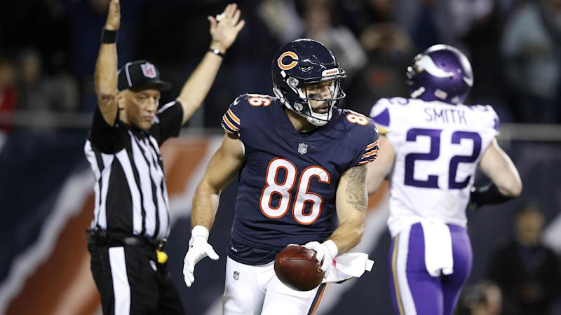 5a39989773e Bears suddenly contenders with Packers hurting