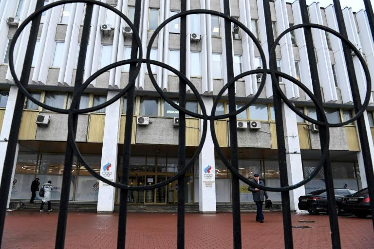 Russia's team is barred from competing at the 2022 Winter Olympics and football World Cup