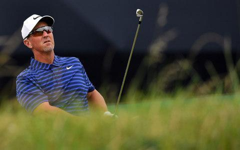 <span>David Duval's slump in form from World No.1 is infamous</span> <span>Credit: AFP </span>
