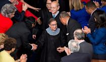 "<p>Ruth Bader Ginsburg left behind quite the legacy when she <a href=""https://www.goodhousekeeping.com/life/a34081097/ruth-bader-ginsburg-dies-obit/"" rel=""nofollow noopener"" target=""_blank"" data-ylk=""slk:passed away at age 87 this year"" class=""link rapid-noclick-resp"">passed away at age 87 this year</a>. After spending 27 years on the Supreme Court bench, Ginsburg has shaped modern American life with progressive opinions — ones that her fellow judges did not always share. Every man and woman in the United States has a lot to thank Ginsburg for, but many don't really know how much she's done. For example, did you know that her fight against sex-based discrimination began long before she joined the Supreme Court? </p><p>Whether she was fighting for the rights of the underserved or acting as role model for a whole generation of women, Ruth Bader Ginsburg lived an extraordinary life. <a href=""https://www.goodhousekeeping.com/life/a34083423/ruth-bader-ginsburg-quotes/"" rel=""nofollow noopener"" target=""_blank"" data-ylk=""slk:Ginsburg was quoted"" class=""link rapid-noclick-resp"">Ginsburg was quoted</a>, ""Real change, enduring change, happens one step at a time."" Let's take a step back and celebrate the many incredible accomplishments of RBG, including some impressive feats that you may not have even known Ginsburg achieved. And while we're talking about shaping American history, don't forget to <a href=""https://www.goodhousekeeping.com/life/a32723008/how-to-vote-in-every-us-state/"" rel=""nofollow noopener"" target=""_blank"" data-ylk=""slk:register to vote"" class=""link rapid-noclick-resp"">register to vote</a>!</p>"