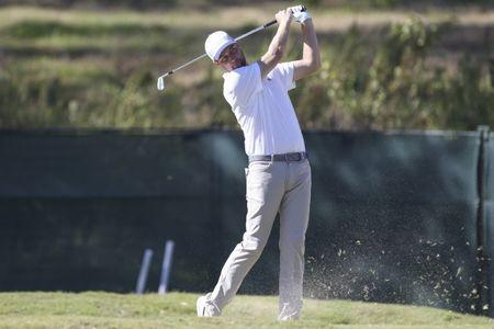 Cook on top at RSM Classic