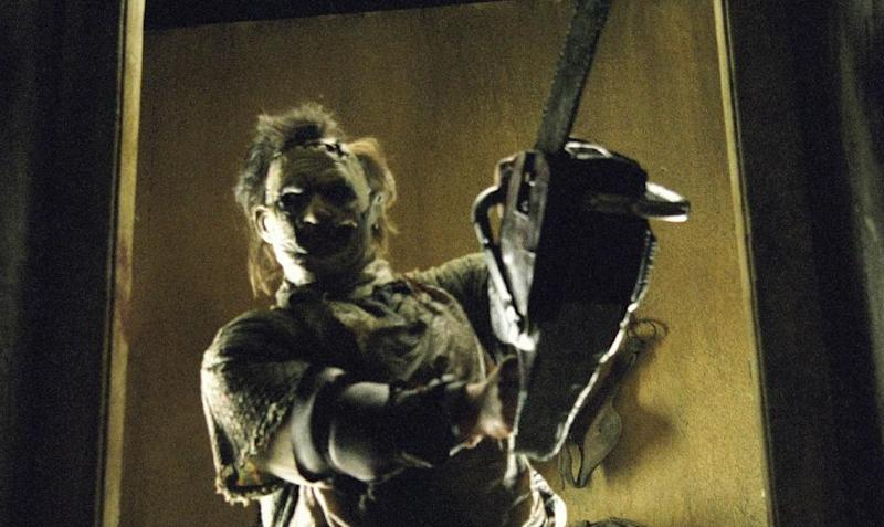 2003's remake of 'The Texas Chainsaw Massacre' (credit: New Line Cinema)