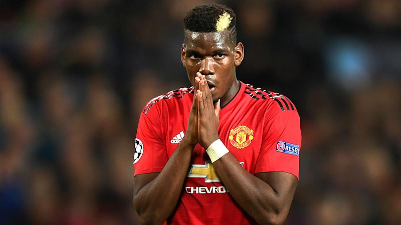 Coming home to Man United was 'best feeling ever', insists Pogba