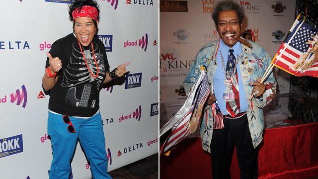 Don King Promoting Culinary Stars