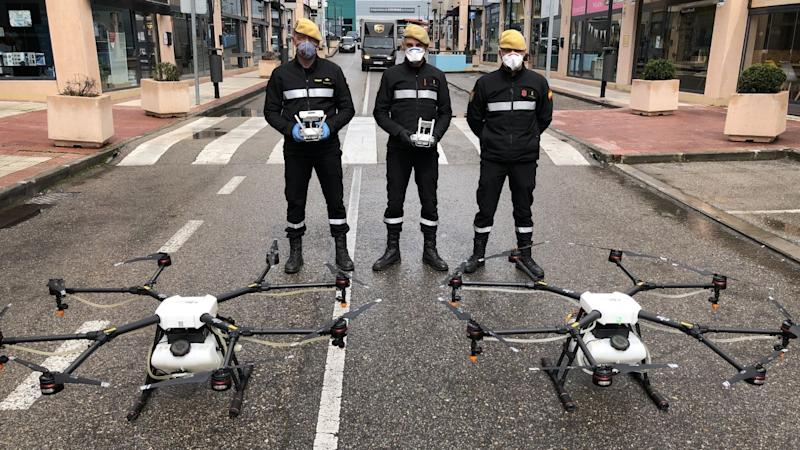 Drone-maker DJI rubbishes reports of mass layoffs, says it is busy meeting demand amid pandemic