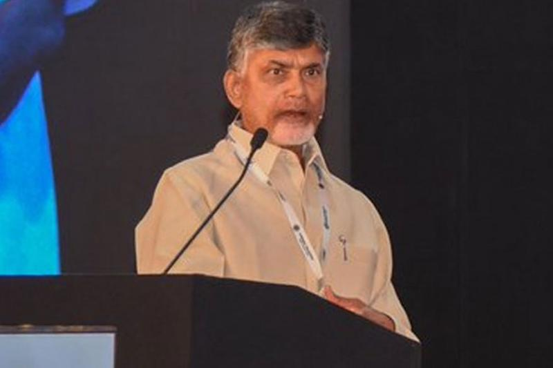 'Insensitive, Irresponsible, Useless': Chandrababu Naidu Lashes Out at EC After EVM Glitches Mar First Phase