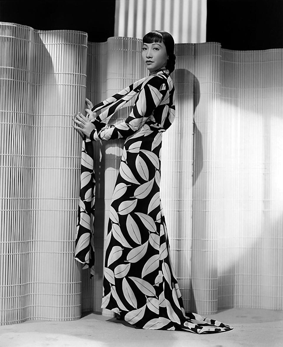 <p>Here, Wong is shown in the film <em>Dangerous to Know</em>. The movie was one of a slew of B movies from Wong in the late 1930s, as she needed to complete her Paramount contract. However, these smaller budget films were often bolder and allowed Wong to partially step outside of Chinese stereotypes. </p>
