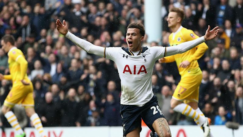 Pochettino disappointed with Alli's PFA snub